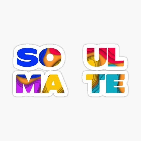 Soul mate Sticker