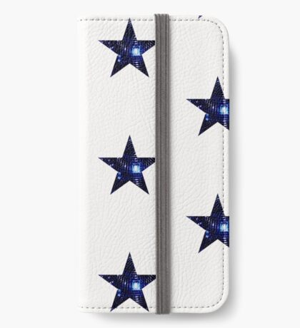 Disco Star iPhone Wallet