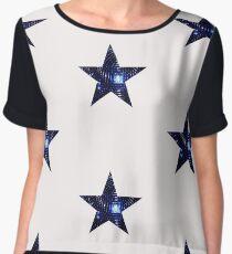 Disco Star Women's Chiffon Top