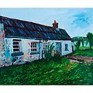 'Parkmount Cottage, Ballyharry, Islandmagee.' by Laura Butler
