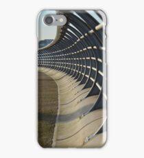 blackpool promenade iPhone Case/Skin