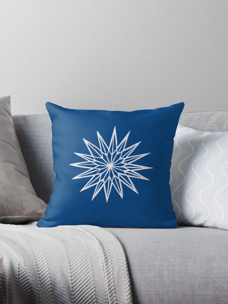 Papercut star 3 by Jodie McCrystal