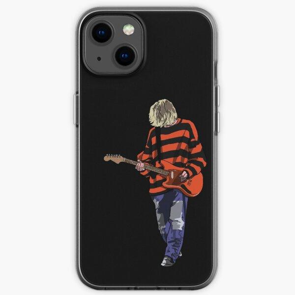 Stripey Kurt iPhone Soft Case