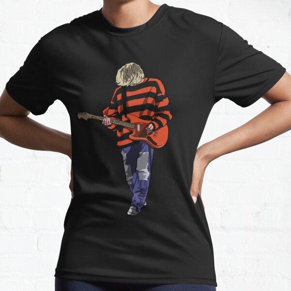Stripey Kurt Active T-Shirt