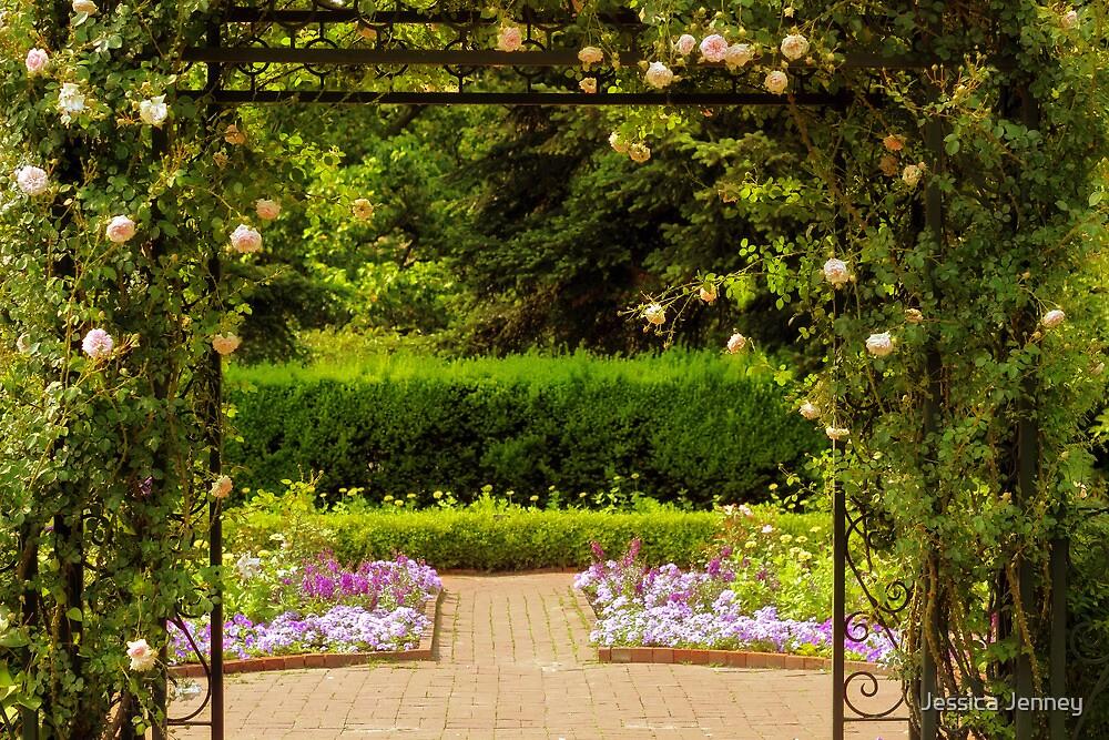 Garden Gate by Jessica Jenney