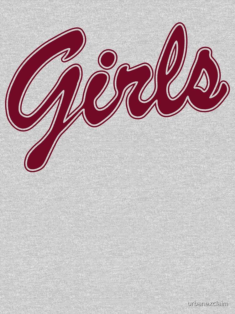 FRIENDS GIRLS SWEATSHIRT | Unisex T-Shirt