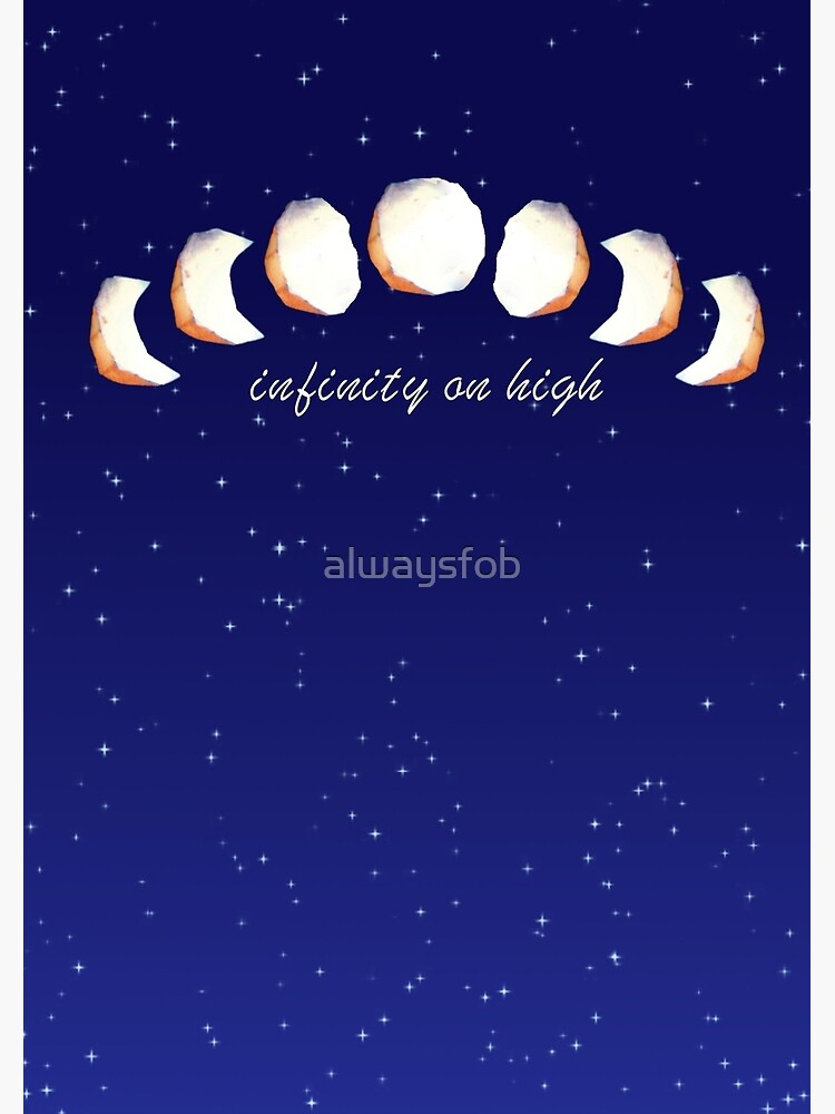 Infinity Moon Phases by alwaysfob