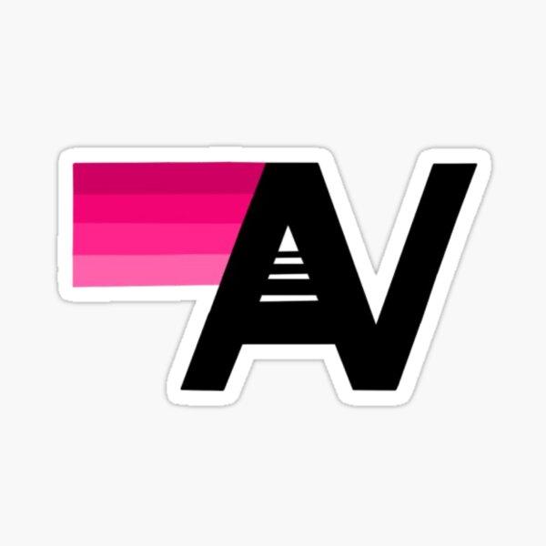 AV sticker Sticker