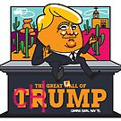 The Great Fall of Chump by Kirsten Chambers