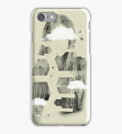 Facet Sky iPhone Case/Skin