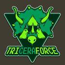 Triceraforce von Jen Pauker