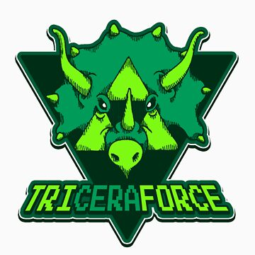 Triceraforce by jenpauker