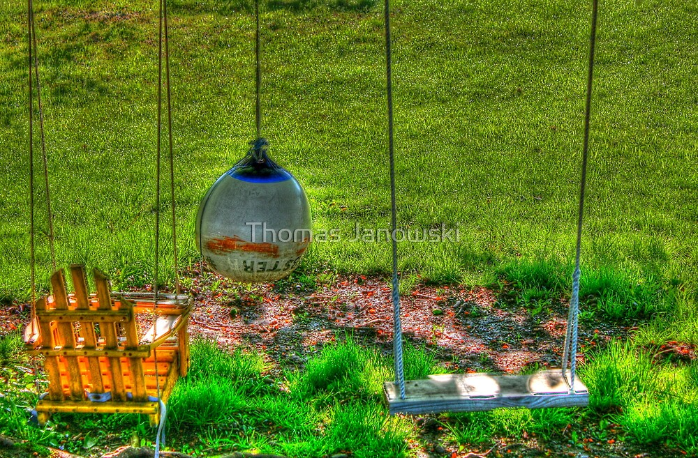 3 Swings (No Waiting in Line) by Thomas Janowski