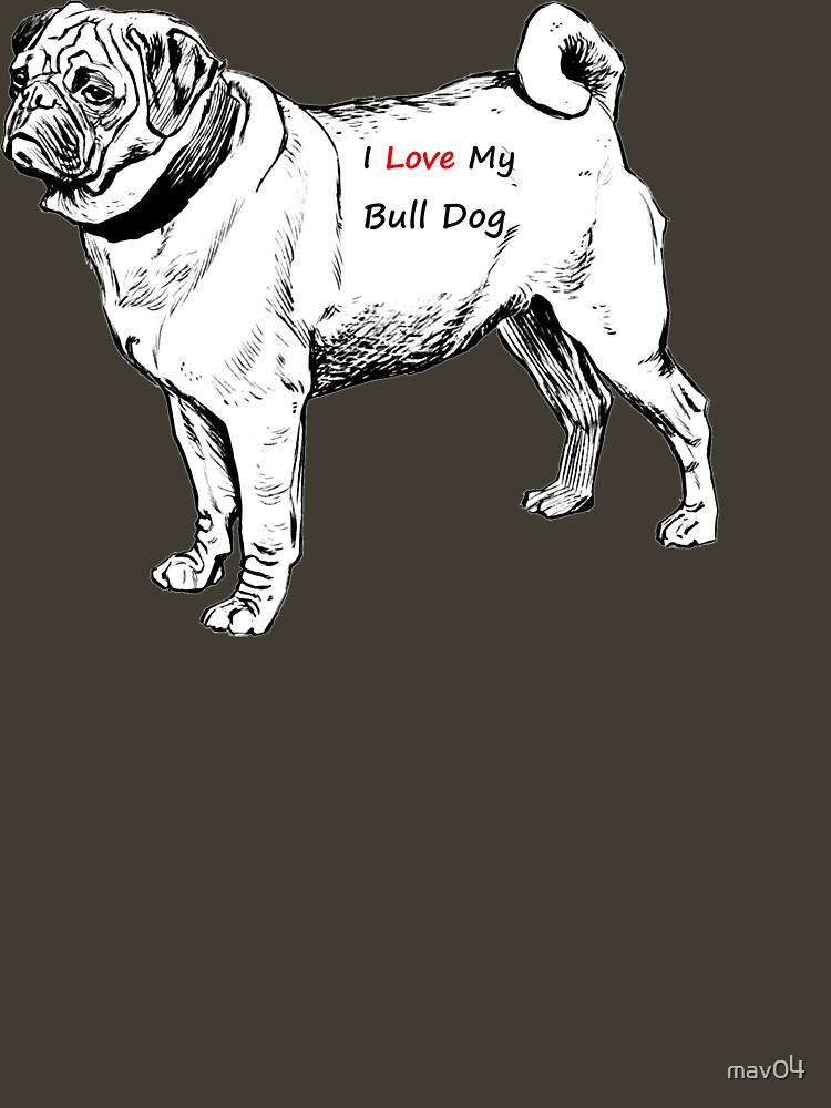 Bull Dog by mav04
