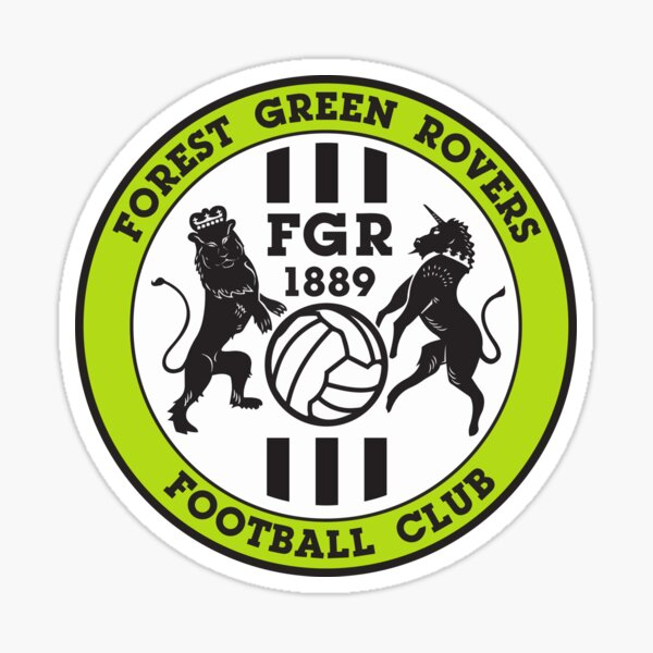 Forest Green Rovers Sticker