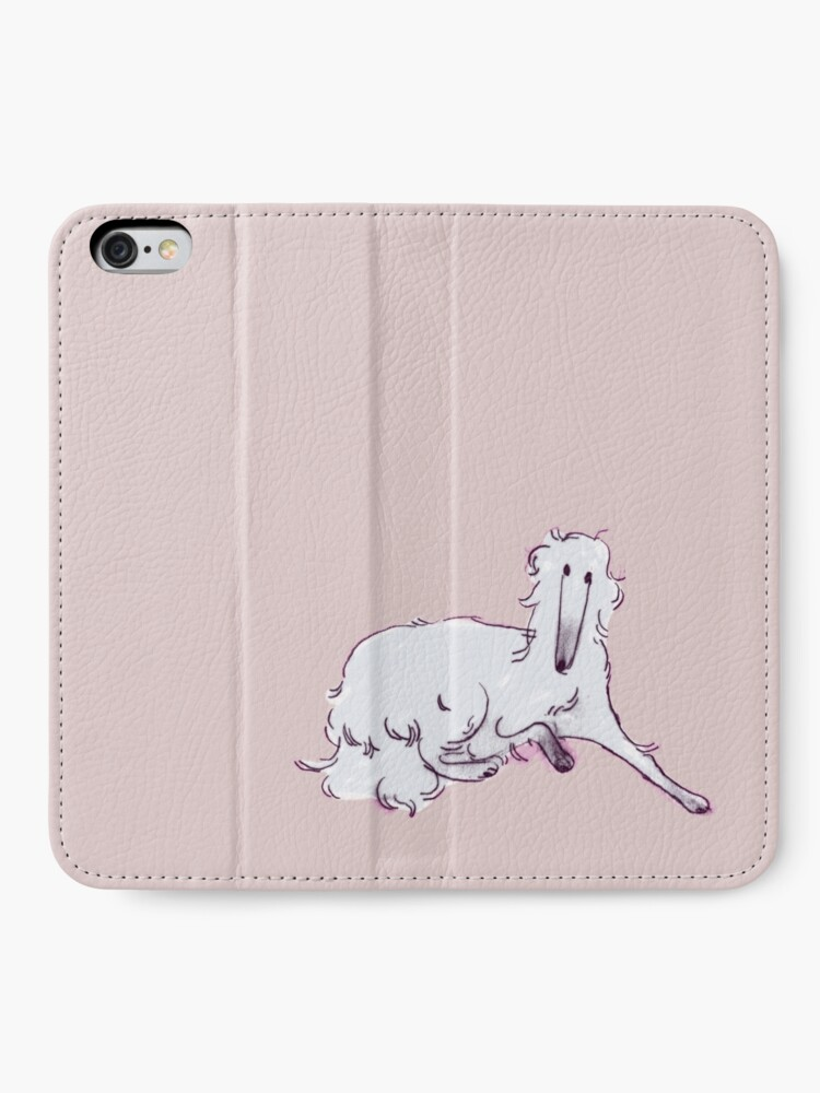 Alternate view of seated child iPhone Wallet