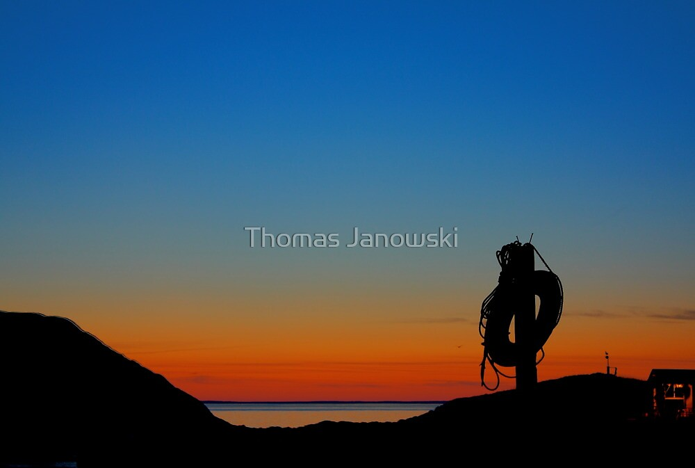 Silhouette of a Dream by Thomas Janowski