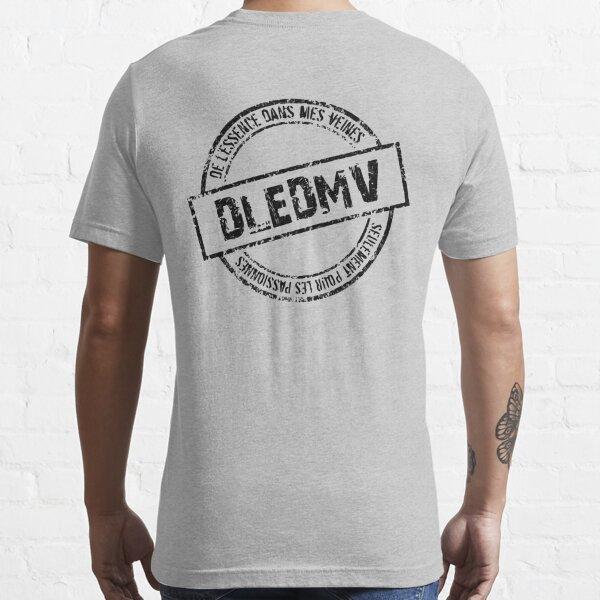 DLEDMV Logo T-shirt essentiel