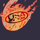 flames usa ny by rogers brothers by usanewyork