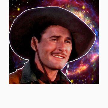 Errol Flynn--Celestial Cowboy by Lalistaire