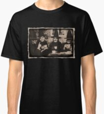 Witches Tea Party - old black / white Classic T-Shirt