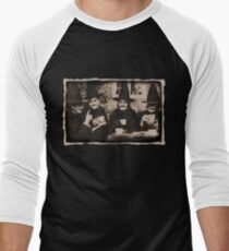 Witches Tea Party - old black/white T-Shirt