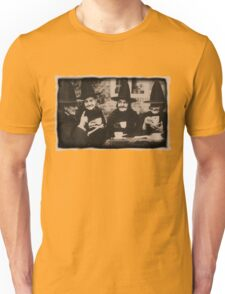 Witches Tea Party - old black/white Unisex T-Shirt