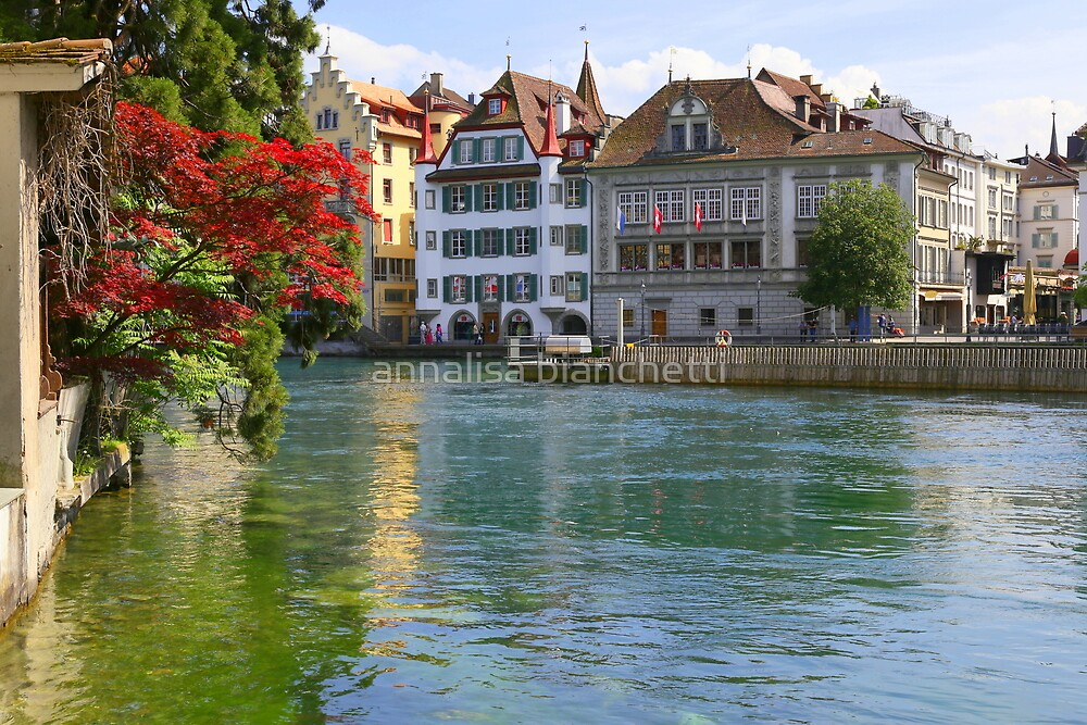 Lucerne by annalisa bianchetti
