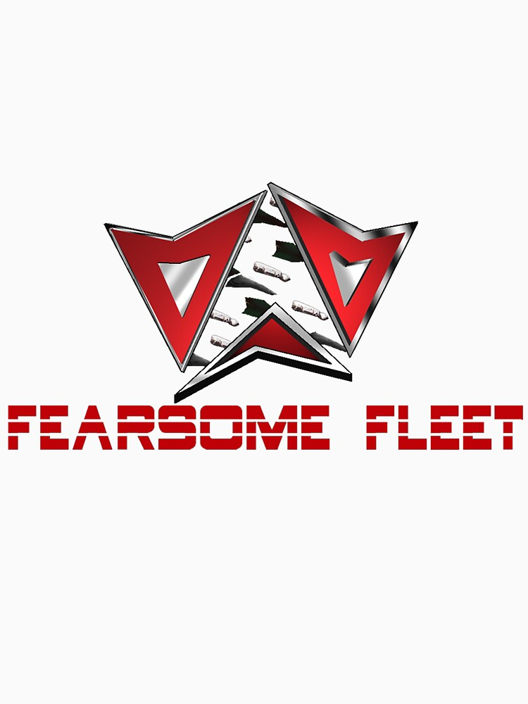 Wear Fearsome Fleet with honor! by pengoxp