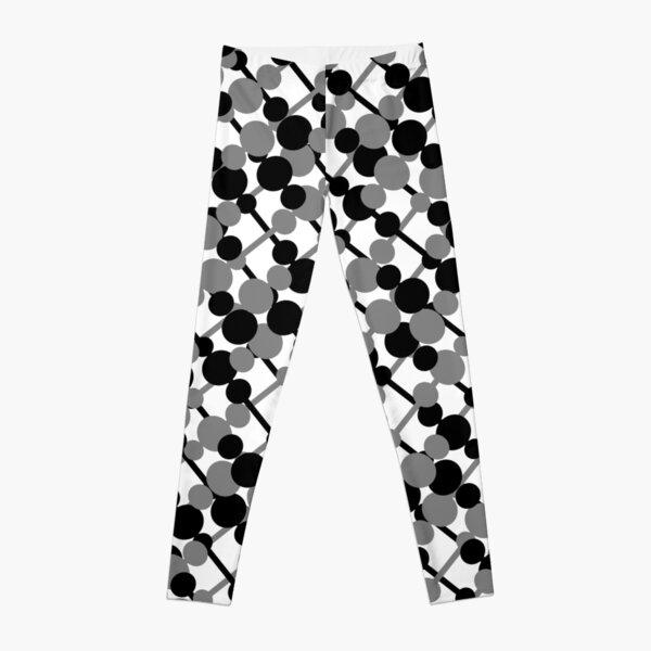 Letve (Black/Gray) Leggings