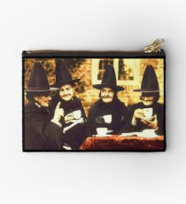 Witches Tea Party - colored Studio Clutch