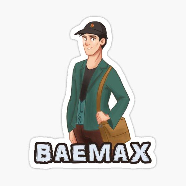 BaeMAX Sticker