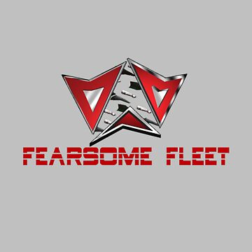 Have Fearsome Fleet next to you! by pengoxp