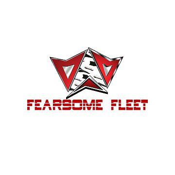 Fearsome Fleet your iPad! by pengoxp