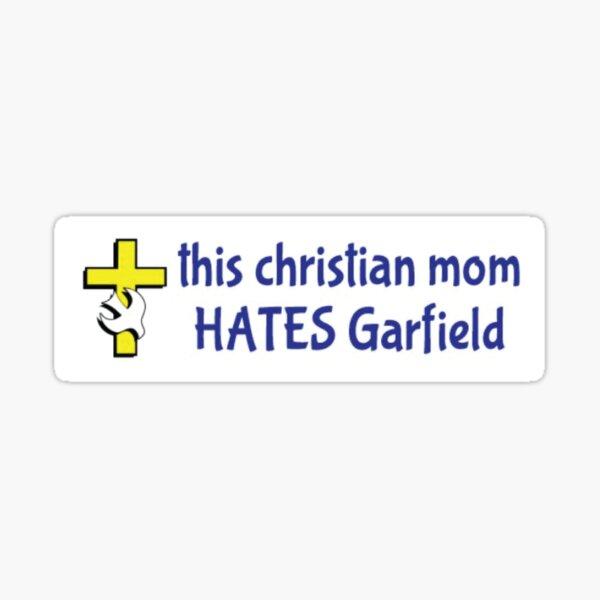 this christian mom Sticker