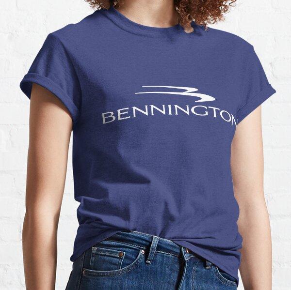 Bennington Pontoon Boats Yachts Classic T-Shirt