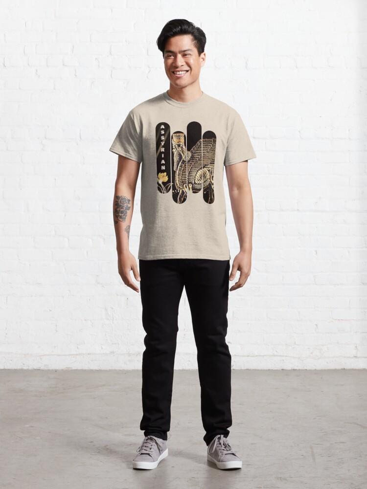 Alternate view of ASSYRIAN (Lamassu)  Classic T-Shirt