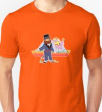 dreamfinder and figment Unisex T-Shirt