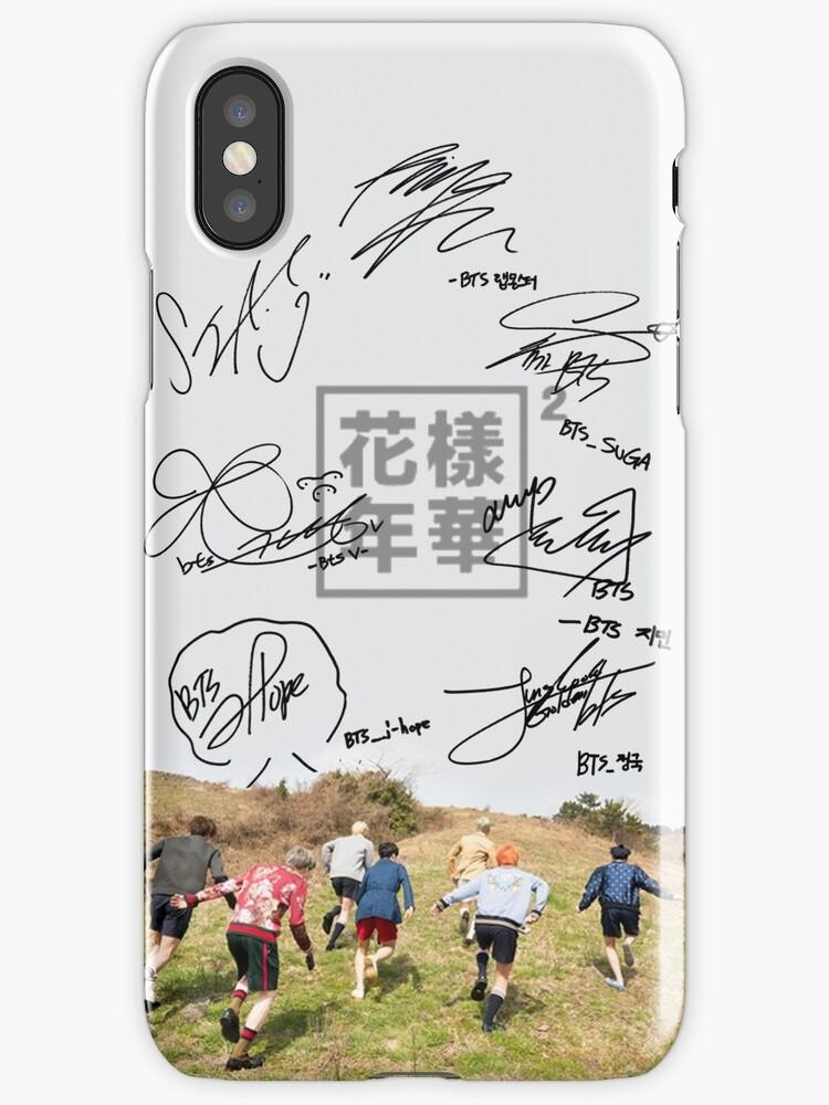 BTS phone case #17 by parkjimin