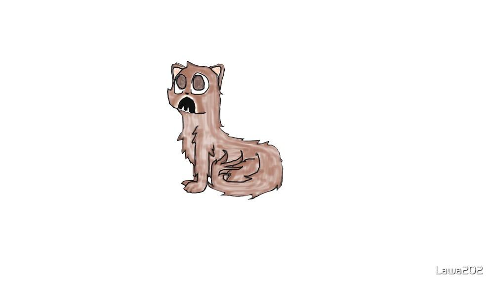 Tiny Otter by Lawa202