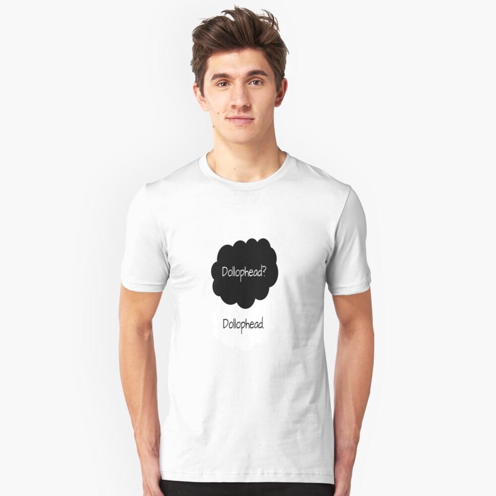 Dollophead Unisex T-Shirt Front