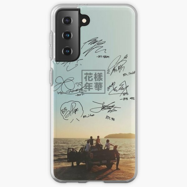 BTS phone case #19 Samsung Galaxy Soft Case