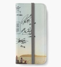 BTS phone case #19 iPhone Wallet/Case/Skin