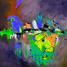 abstract 884455 by calimero