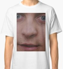 Tobey Maguire's Face Classic T-Shirt