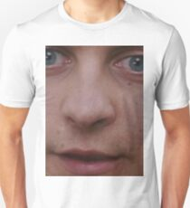 Tobey Maguire's Face Unisex T-Shirt