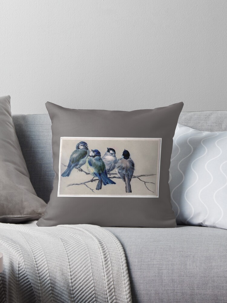 Mr. Bluebird by Marzipanlane