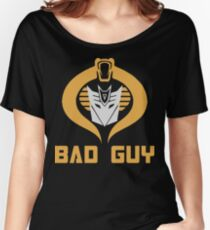 Bad Guy Women's Relaxed Fit T-Shirt