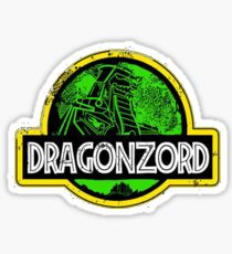 DragonZord  Sticker