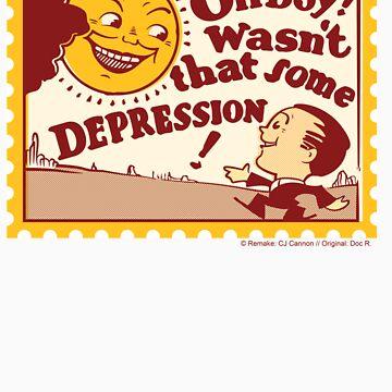 Oh Boy! Depression! by kapieren